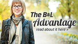 The B&L Advantage