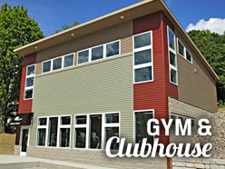 B&L IUP Gym + Clubhouse