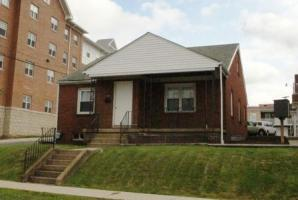 839 Grant St Indiana PA BL Properties Student Housing Front