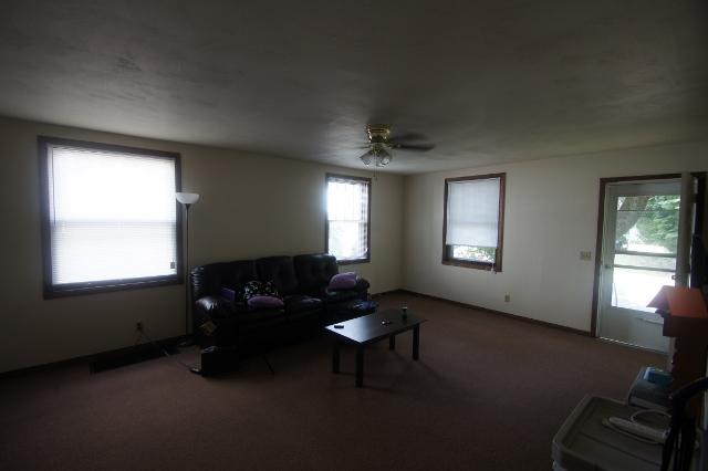 Student Apartment Living Room 120 south 13th st. | indiana, pa student housing